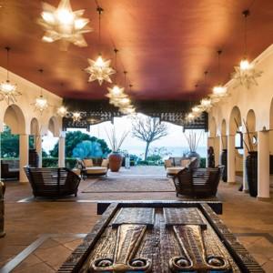 Luxury Zanzibar Holiday Packages Riu Palace Zanzibar lobby