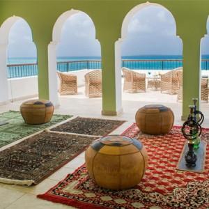 Luxury Zanzibar Holiday Packages Riu Palace Zanzibar lounge