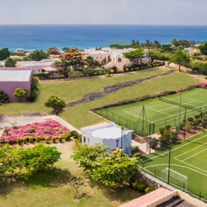 Luxury Zanzibar Holiday Packages Riu Palace Zanzibar tennis