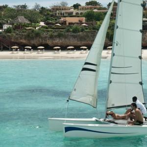 Luxury Zanzibar Holiday Packages Riu Palace Zanzibar watersport