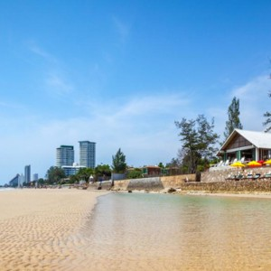 Luxury Hua Hin Holiday Packages Lets Sea Alfreco Resort Beach