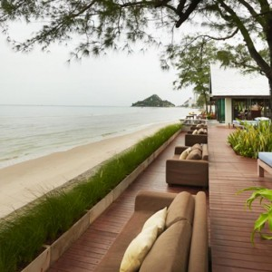 Luxury Hua Hin Holiday Packages Lets Sea Alfreco Resort Beach 2