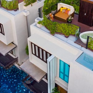Luxury Hua Hin Holiday Packages Lets Sea Alfreco Resort Moondeck Jacucci Suite