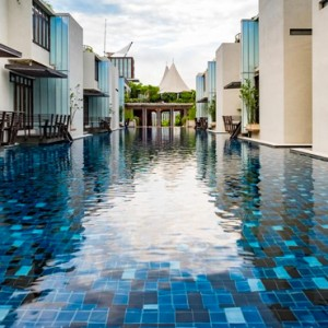 Luxury Hua Hin Holiday Packages Lets Sea Alfreco Resort Pool