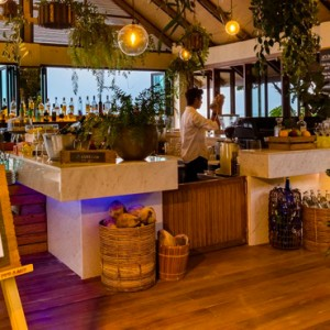 Luxury Hua Hin Holiday Packages Lets Sea Alfreco Resort Bar