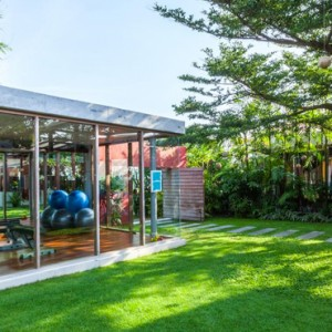 Luxury Hua Hin Holiday Packages Lets Sea Alfreco Resort Gym