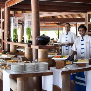 Maldives Honeymoon Packages Diamonds Athuruga Maakeyn Buffet Restaurant