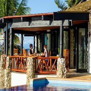 luxury fiji holiday packages - Matamanoa Island Resort - Vale Ni Biau