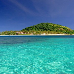 luxury fiji holiday packages - Matamanoa Island Resort - island