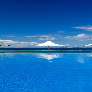 luxury fiji holiday packages - Matamanoa Island Resort - pool