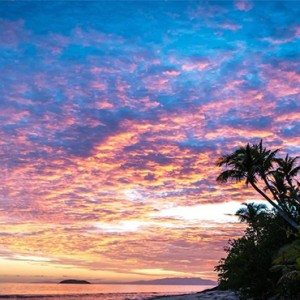 luxury fiji holiday packages - Matamanoa Island Resort - twilight