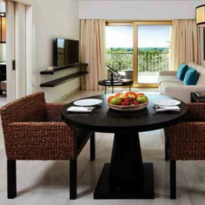 Portugal holiday Packages Anantara Vilamoura Golf Suite Living Area