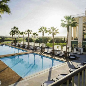 Portugal holiday Packages Anantara Vilamoura Main Pool1