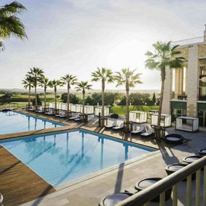 Portugal holiday Packages Anantara Vilamoura Main Pool