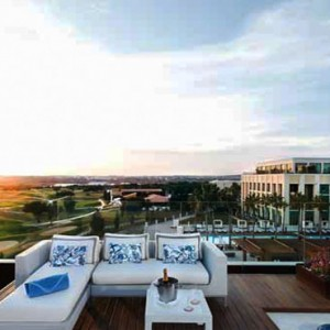 Portugal holiday Packages Anantara Vilamoura Presidential Suite Terrace View