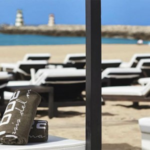 Portugal holiday Packages Anantara Vilamoura Purobeach Beachfront Outdoor