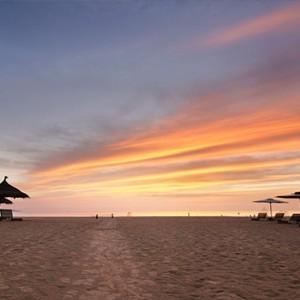 luxury vietnam holiday packages - pullman danang vietnam - beach