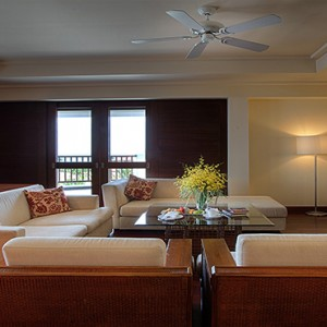 Luxury Vietnam Holiday Packages Pullman Danang Vietnam the penthouse suite