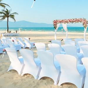 luxury vietnam holiday packages - pullman danang vietnam - wedding