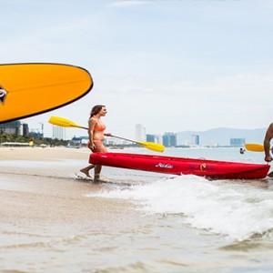 luxury vietnam holiday packages - pullman danang vietnam - watersports