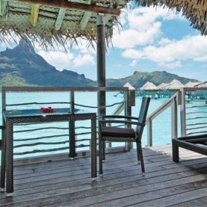 luxury bora bora holiday packages - intercontinental bora bora resort and thalasso spa - views