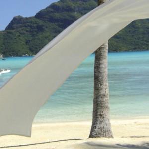 luxury bora bora holiday packages - intercontinental bora bora resort and thalasso spa - beach