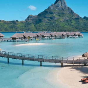 luxury bora bora holiday packages - intercontinental bora bora resort and thalasso spa - exterior