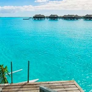 luxury bora bora holiday packages - intercontinental bora bora resort and thalasso spa - villa