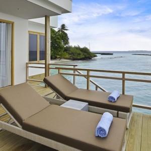 luxury maldives holiday packages - dhigali maldives - water villa