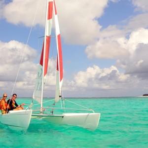 Luxury Maldives holiday packages - Kanuhura Maldives - water sports