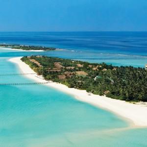 Luxury Maldives holiday packages - Kanuhura Maldives - island