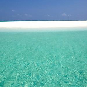 Luxury Maldives holiday packages - Kanuhura Maldives - lagoon