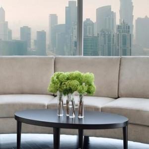 Luxury Dubai Holiday Packages The Address Boulevard Dubai Three Bedroom Residence