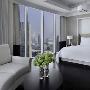 Luxury Dubai Holiday Packages The Address Boulevard Dubai Three Bedroom Residence 3