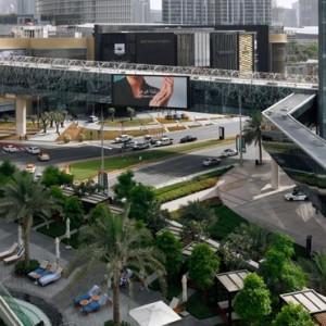 Luxury Dubai Holiday Packages The Address Boulevard Dubai Exterior