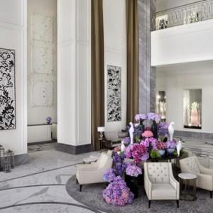Luxury Dubai Holiday Packages The Address Boulevard Dubai Interior 2