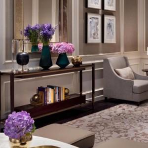 Luxury Dubai Holiday Packages The Address Boulevard Dubai Lounge 2