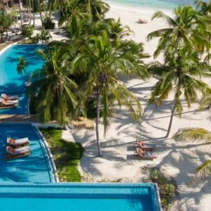 Luxury Maldives Holiday Packages Dhigali Maldives Pool 2