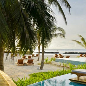 Luxury Maldives Holiday Packages Dhigali Maldives Pool 4