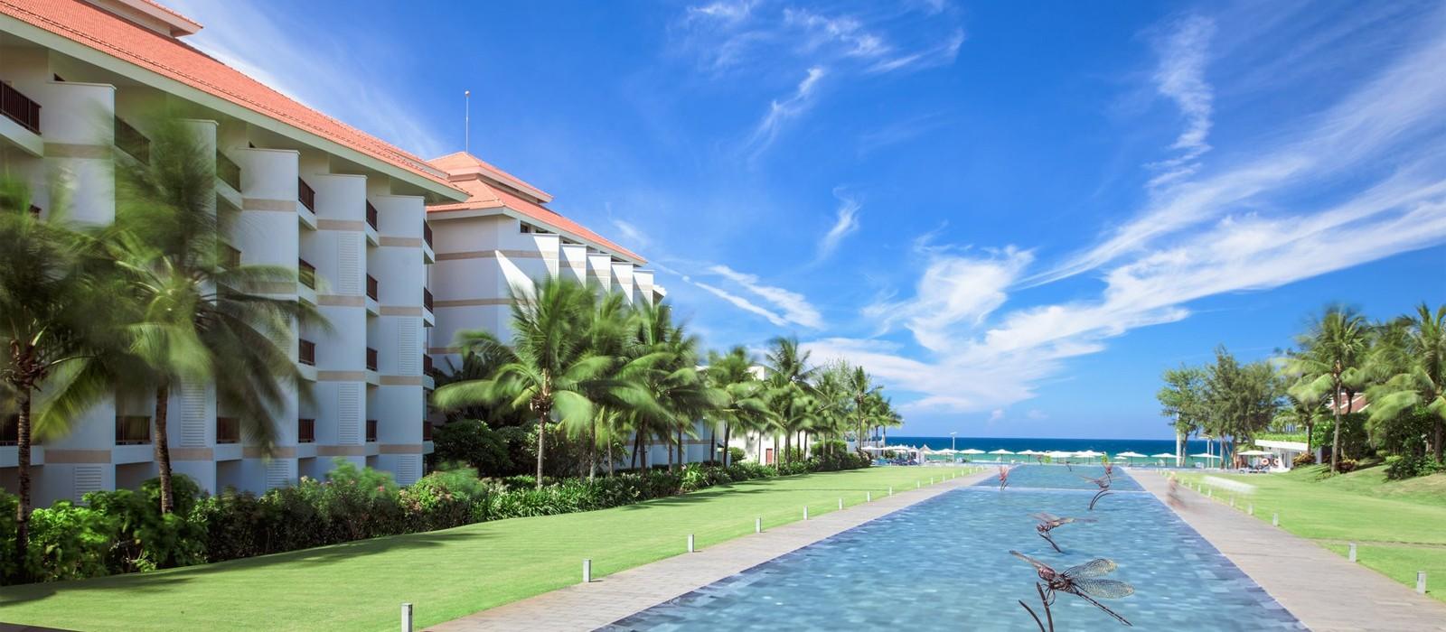 Luxury Vietnam Holiday Packages Pullman Danang Vietnam Header