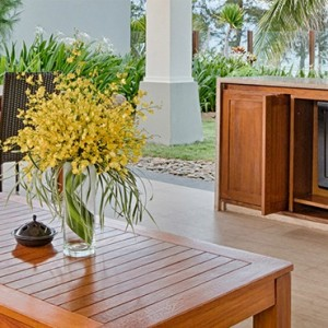 Luxury Vietnam Holiday Packages Pullman Danang Vietnam Two Bedroom Cottage 2