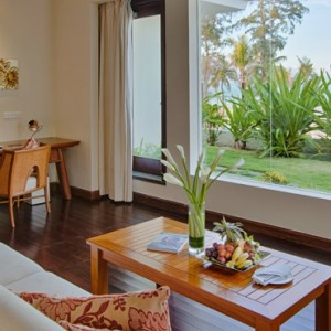 Luxury Vietnam Holiday Packages Pullman Danang Vietnam Two Bedroom Cottage 6