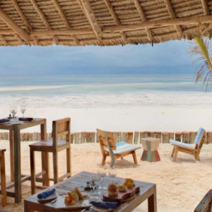 Luxury Zanzibar Holiday Packages Bluebay Beach Resort And Spa Beach Bar And Restaurant