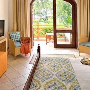 Luxury Zanzibar Holiday Packages Bluebay Beach Resort And Spa Superior Rooms