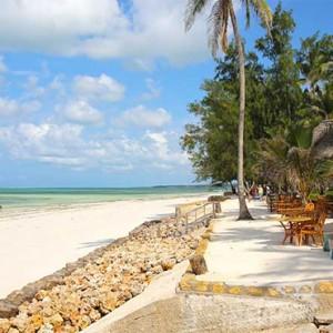 Luxury Zanzibar Holiday Packages Bluebay Beach Resort And Spa Dining 3