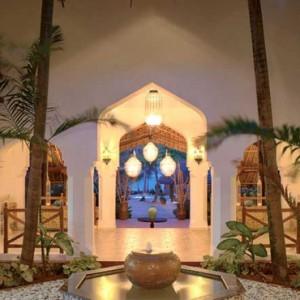 Luxury Zanzibar Holiday Packages Bluebay Beach Resort And Spa Lobby