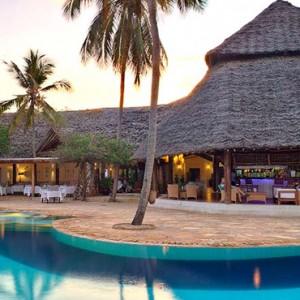 Luxury Zanzibar Holiday Packages Bluebay Beach Resort And Spa Pool