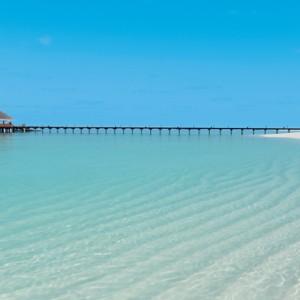 Luxury Maldives holiday packages - Kanuhura Maldives - ocean