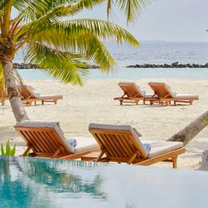Pool Dhigali Maldives Luxury Maldives Honeymoon Packages