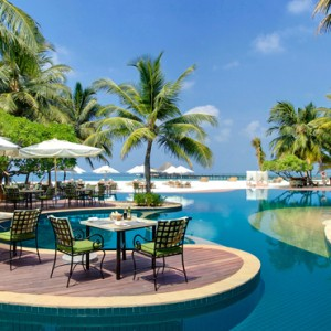 Pool Villa Kanuhura Maldives Luxury Maldives Honeymoons